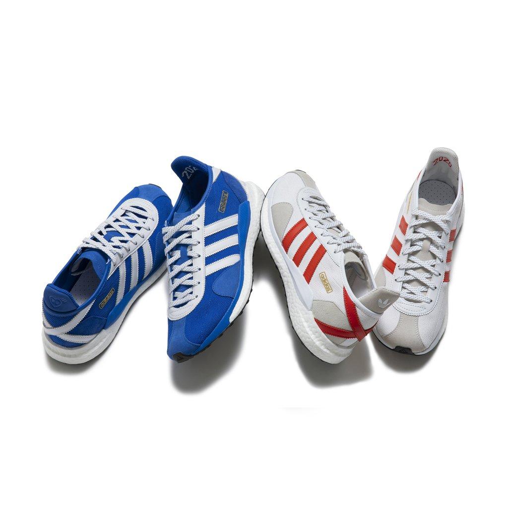 """7/24 発売!adidas Originals by HUMAN MADE """"TOKIO SOLAR HUMAN MADE/White/Blue"""" (アディダス オリジナルス バイ ヒューマンメイド)"""