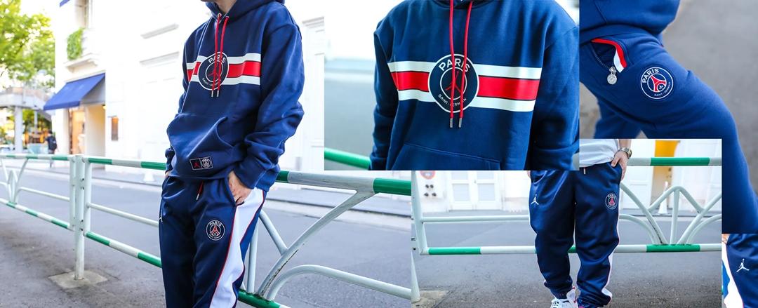2021年 秋モデル!PSG パリ・サンジェルマン × ナイキ ジョーダン アパレルコレクション (Paris Saint Germain NIKE JORDAN 2021 FALL)