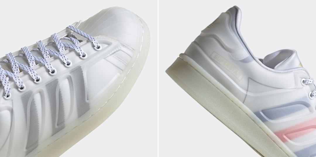 7/29 発売!アディダス オリジナルス スーパースター フューチャーシェル (adidas Originals SUPERSTAR FUTURESHELL) [H00196,H00197]