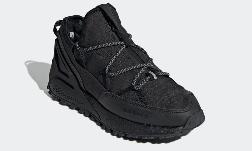 """アディダス オリジナルス ゼットエックス 2K ブースト ユーティリティ ゴアテックス """"ブラック"""" (adidas Originals ZX 2K BOOST UTILITY GORE-TEX """"Black"""") [G54896]"""
