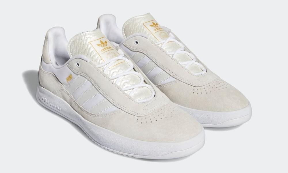 """9/9 発売!アディダス オリジナルス プイグ """"フットウェアホワイト/コアブラック"""" (adidas Originals PUIG """"White/Black"""") [H04919]"""