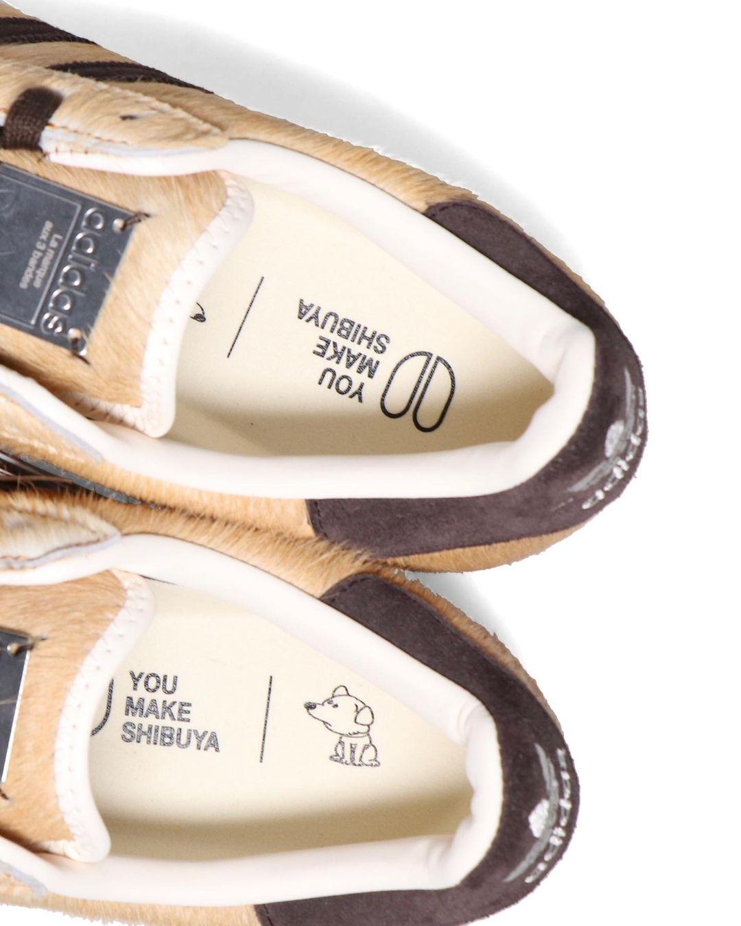 """9月 発売予定!アディダス オリジナルス スーパースター """"忠犬ハチ公"""" (adidas Originals SUPERSTAR """"Hachi"""") [GW3471]"""