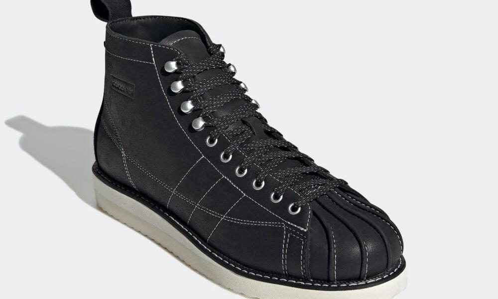 """9/16 発売!アディダス オリジナルス SS ブーツ """"ブラック/ホワイト"""" (adidas Originals SS BOOTS """"Black/White"""") [H00241]"""
