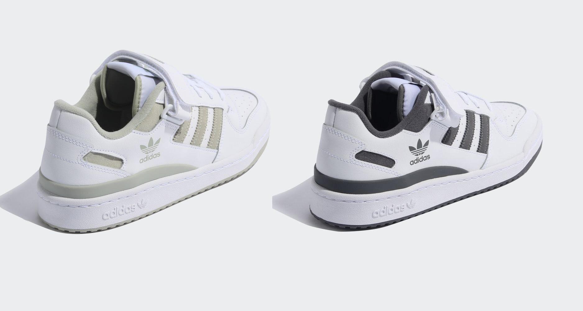 9/20 発売!アディダス オリジナルス フォーラム ロー 2カラー (adidas Originals FORUM LOW) [GZ8958/H01942]