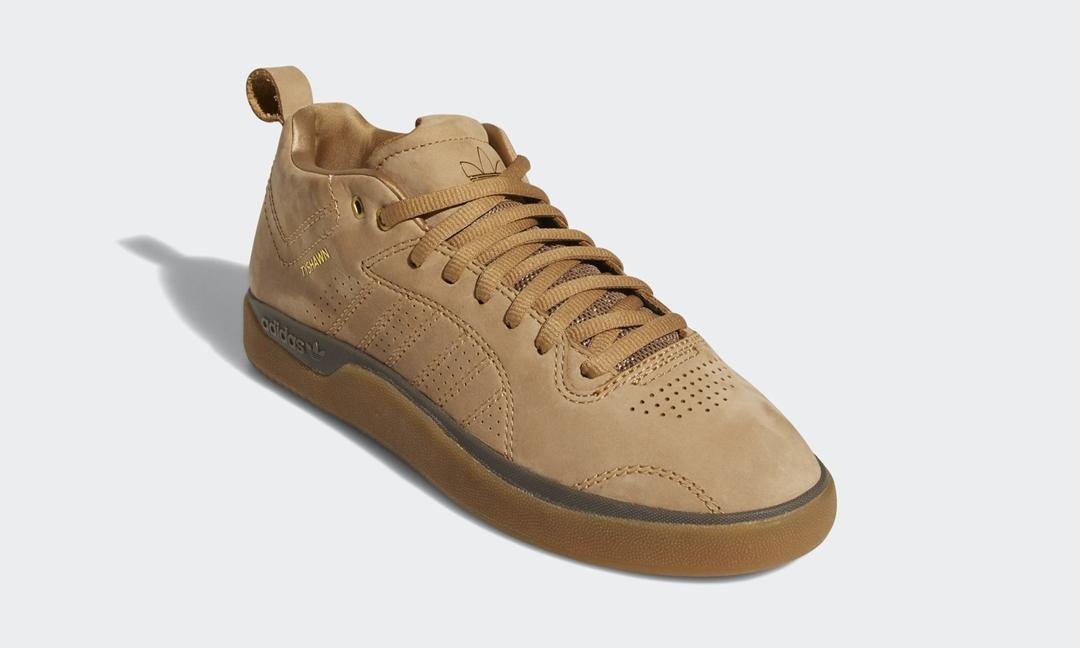 """adidas Skateboarding TYSHAWN """"Cardboard/Gold Metallic"""" (タイショーン・ジョーンズ アディダス スケートボーディング """"カードボード/ゴールドメタリック"""") [H04928]"""