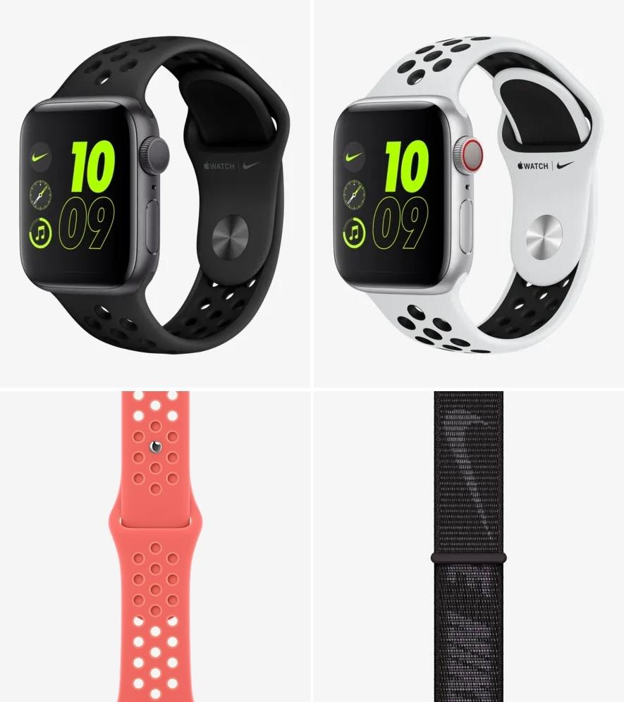 「Apple Watch NIKE+ SERIES SE – アップル ウォッチ ナイキ+ シリーズ SE」と最新スポーツバンドとスポーツループが、NIKE com 発売予定!