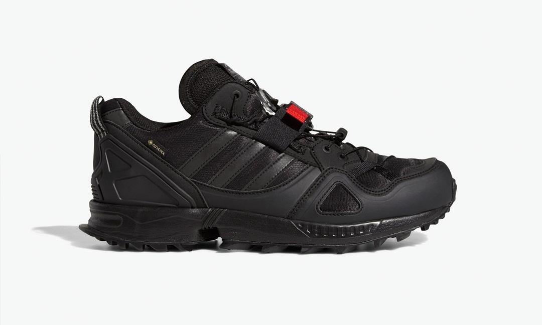 """10/21 発売!adidas Originals ZX 9000 GTX Underground """"Black"""" (アディダス オリジナルス ゼットエックス 9000 ゴアテックス アンダーグラウンド """"ブラック"""") [GY2666]"""