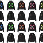 "OFF-WHITE C/O VIRGIL ABLOH × DSM ""Fluro Rebellion HOODIE"" (オフホワイト ドーバーストリートマーケット)"